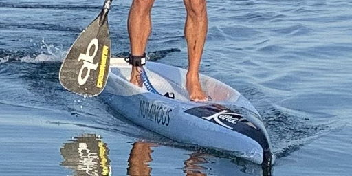 The development of the perfect SUP board for training and competition