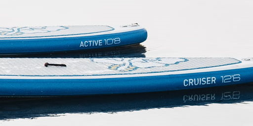 Different technologies for inflatable SUP boards